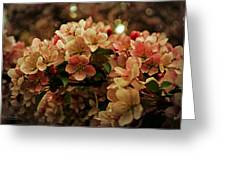 Crabapple In Bloom Greeting Card
