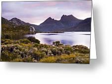 Cradle Mountain Tasmania Greeting Card