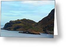 Craggy Coast 1 Greeting Card