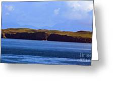 Craggy Coast 2 Greeting Card