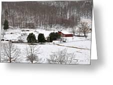 Craig County Farm Greeting Card