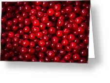 Cranberries - 1 Greeting Card