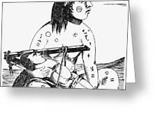 Cranium Shaping Greeting Card