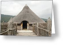 Crannog - Scotland Greeting Card