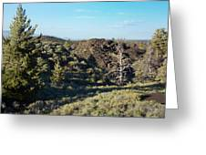 Craters Of The Moon2 Greeting Card