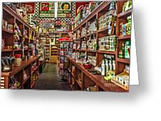 Crawley General Store Greeting Card
