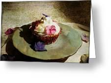 Creamy Cake Greeting Card