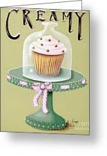 Creamy Cupcake Greeting Card