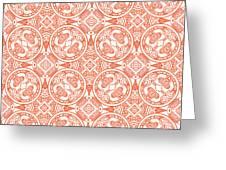 Creative Design Of A Retro Background Greeting Card