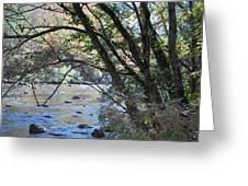 Creek 2 Greeting Card
