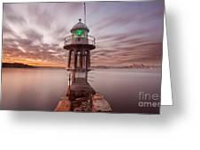 Cremorne Point Sydney #1 Greeting Card
