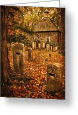 Crispsell Memorial French Church  Greeting Card