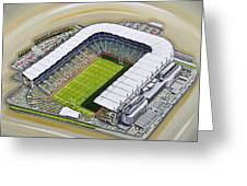 Croke Park Greeting Card