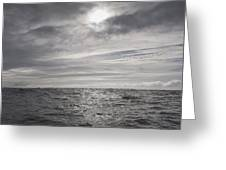 Crossing The Celtic Sea Greeting Card