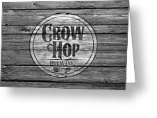 Crow Hop Brewing Greeting Card
