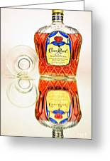 Crown Royal 3 Greeting Card
