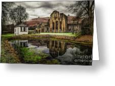 Crucis Abbey Greeting Card
