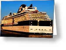 Cruise Greeting Card