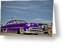 Cruisin 53 Greeting Card