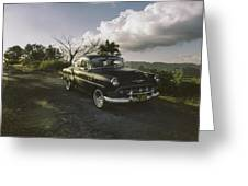 Cruising Into The Weekend.. Greeting Card