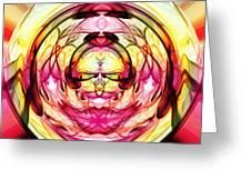 Crystal Ball 1 Greeting Card