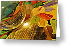 Crystal Ball Project 20 Greeting Card