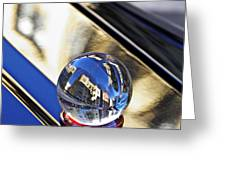 Crystal Ball Project 61 Greeting Card