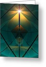 Crystal Cathedral Greeting Card