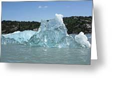 Crystal Clear Greeting Card