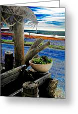 Crystal Cove Laguna Beach Greeting Card