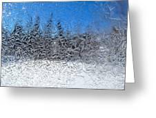 Crystal Dream Greeting Card