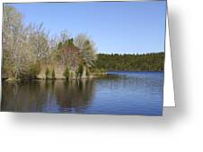 Crystal Lake Greeting Card