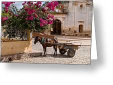 Cuba Impression Greeting Card