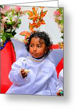 Cuenca Kids 215 Greeting Card