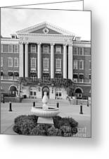 Culinary Institute Of America Roth Hall Greeting Card by University Icons