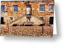 Culross Sketches 1  Scotland Greeting Card