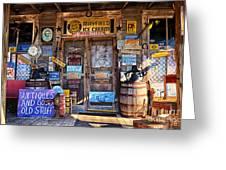 Cumberland Mountain General Store Greeting Card