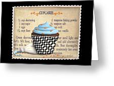 Cupcake Masterpiece Greeting Card