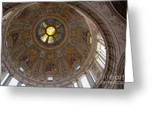 Cupola Berliner Dom Greeting Card