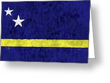 Curacao Flag Greeting Card