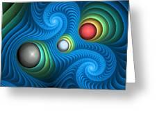 Curbisme-106 Greeting Card