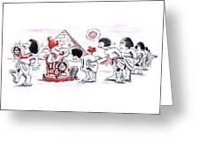 Customer Satisfaction Greeting Card