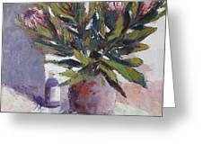 Cut Proteas Greeting Card