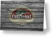 Cutthroat Pale Ale Greeting Card