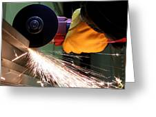Cutting Steel Greeting Card