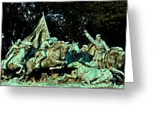 D C Monuments 2 Greeting Card