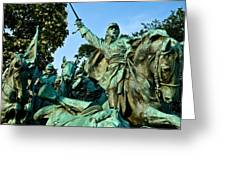 D C Monuments 4 Greeting Card