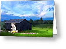 Dad's Favorite Bird Meadowlark Greeting Card