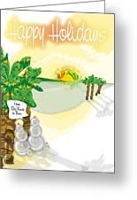 dafoi xMas Card_005 Greeting Card