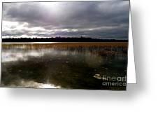 Dahler Lake In Emily Minnesota Greeting Card